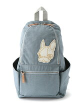 Hippie Denim Backpack
