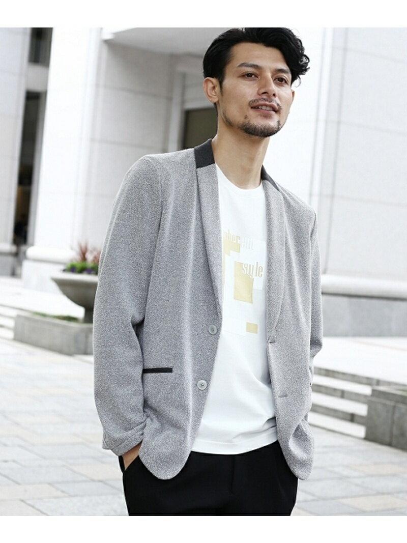 【SALE/60%OFF】TAKEO KIKUCHI コットンリングフロートジャケット タケオキクチ コート/ジャケット【RBA_S】【RBA_E】【送料無料】