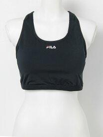 FILA (W)カップ付Yバックスポーツブラ ニッキー インナー/ナイトウェア