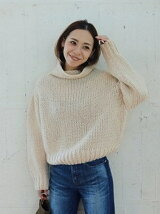 Lowgauge Highneck Knit