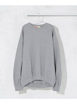 PUFF SWEAT TOP