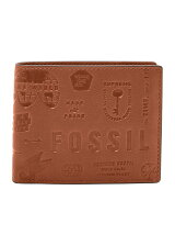(M)FRED COIN POCKET BIFOLD ML4081