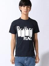(M)バンド切り替えリメイクTシャツ