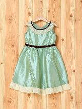 (K)シャンタンアースカラードレス