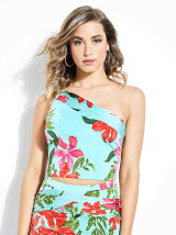 (W)ONE SHLDR KATALINA TOP