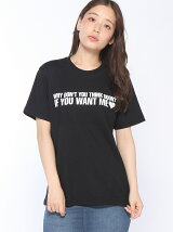 IF YOU WANT ME T-shi Tシャツ