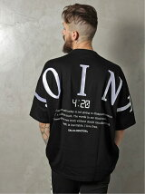 GA JOINT BACK-LOGO TEE