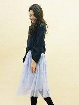 3Dフラワースカート