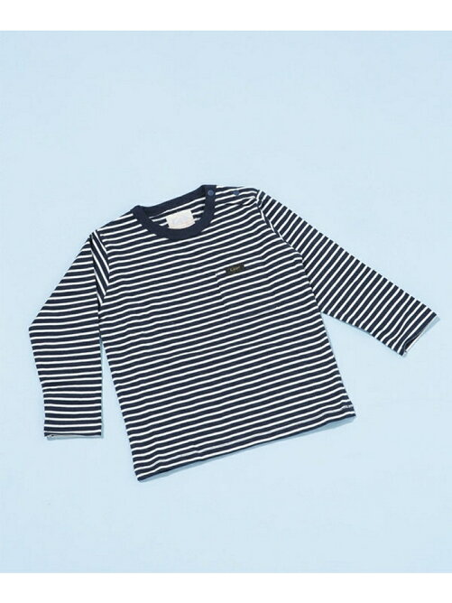 BASIC POCKET L/S TEE