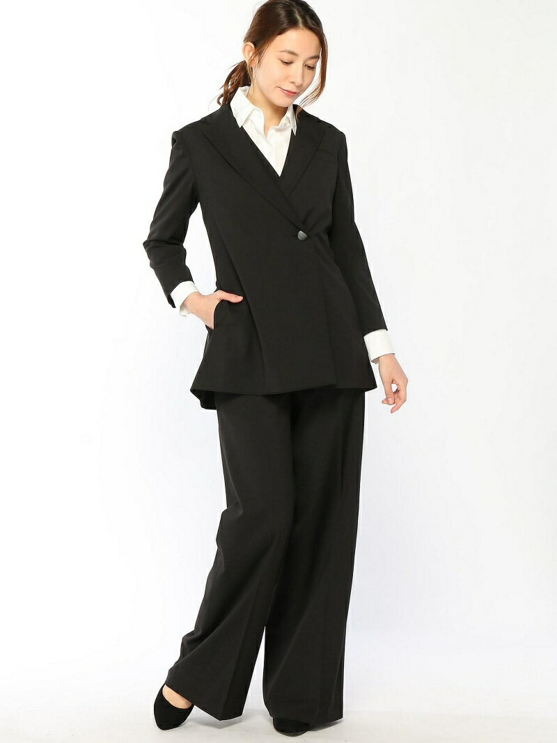 【SALE/43%OFF】Dress Lab Dress Lab/テーラーベスト付3ピースパンツスーツ クリーム ビジネス/フォーマル【RBA_S】【RBA_E】【送料無料】