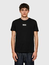 【SALE/50%OFF】DIESEL T-DIEGOS-SMALLOGO ディーゼル カットソー Tシャツ ブラック ホワイト カーキ【送料無料】