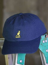 KANGOL/(U)Washed Baseball