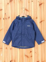 HOODED SHELL JACKET 4T