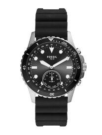 FOSSIL Q (M)【ハイブリッドスマートウォッチ】 FB-01 HYBRID SMARTWATCH FTW1302 フォッシル ファッショングッズ 腕時計 ブラック【送料無料】