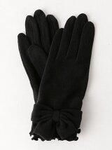 JC リボン ニットグローブ / 手袋 / タッチパネル対応 / プレゼント / ギフト / 贈り物 / 小物