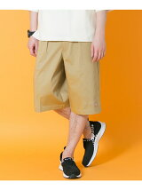 Dickies×URBAN RESEARCH iD 別注1TUCK SHORTS