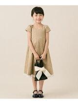 chapter タックイリジャガードドレス(KIDS)