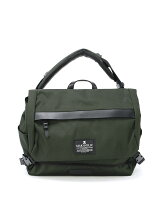 【MAKAVELIC】/(U)CHASE CYCLIST MESSENGER BAG