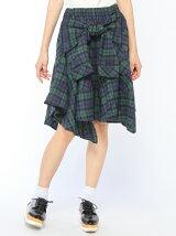 クレイジースターシャツスカート