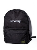 Subciety/(M)BACKPACK-THE BASE-