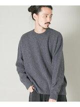 ROBERT MACKIE×URBAN RESEARCH 別注BRUSHED SWEATER