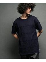 デザインニットTシャツ