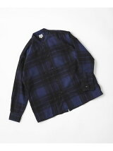 COTTON FLANNEL CHECK SHIRT