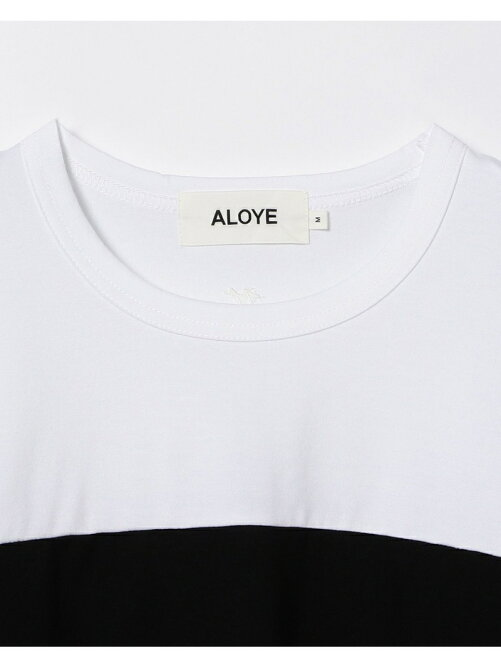 ALOYE / Shirts Fabrics Long Sleeve Tee BEAMS ビームス アロイ