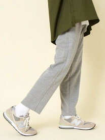 【SALE/55%OFF】coen ポンチテックイージーパンツ コーエン パンツ/ジーンズ フルレングス グレー ブラック
