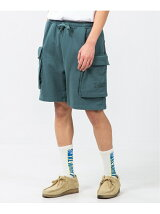 SWEAT MILITARY SHORTS