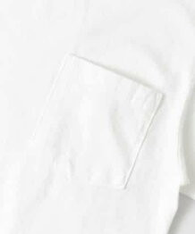 Goodwear 7.2oz CREW-NECK AR POCKET-T W
