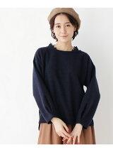 【SET商品】起毛プルオーバー+レース長袖Tシャツ