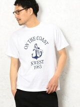 BC C.DIARY ON THE COAST Tシャツ