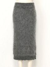 モヘアタイトスカート