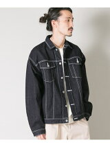 ローレン・サイ×URBAN RESEARCH iD 「the C」BIG DENIM JACKET