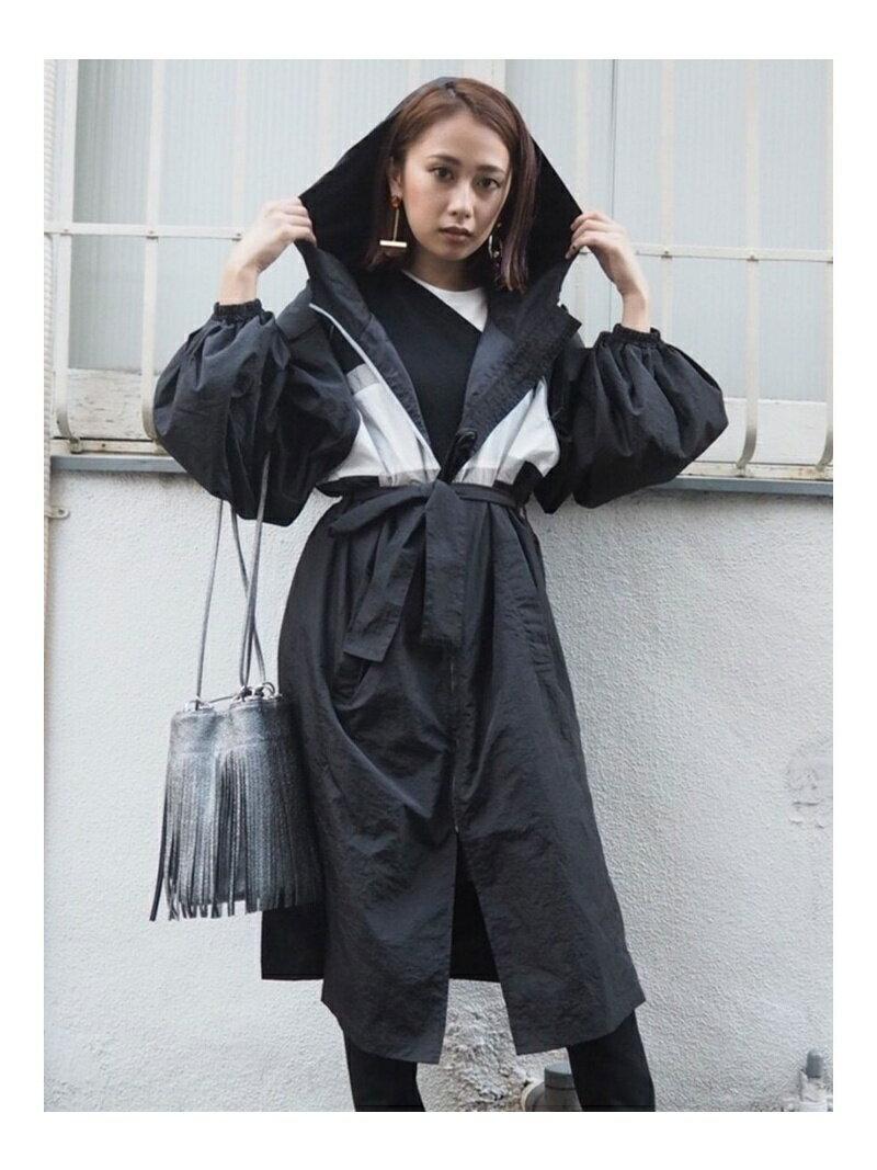 MURUA ロングアソートフーディー ムルーア コート/ジャケット【送料無料】