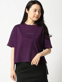 【SALE/57%OFF】WEGO (L)別注KappaミニロゴスリットT ウィゴー カットソー Tシャツ パープル ブラック ホワイト レッド