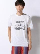 (M)【GRAMICCI】 MOUNTAIN TEE