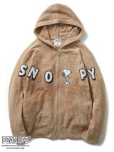 【SNOOPY】【HOMME】JQDパーカ