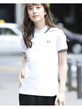 FRED PERRY / Twin Tipped ポロシャツ G3600