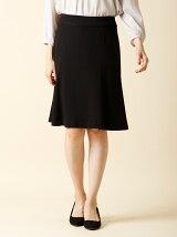 【WEB限定大きいサイズ】ベーシックストレッチスカート