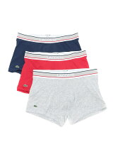 3PK GREY WAISTBAND TRUNK