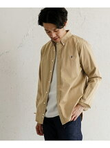 GYMPHLEX × DOORS   別注SOLID LONG-SLEEVE SHIRTS