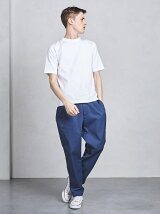<fit for(フィト フォー)> MID SLEEVE CREW