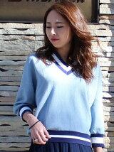 (W)クリケットセーター