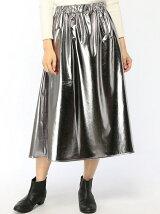 JUNIOR SWEET/(L)メタリックチュールRVスカート