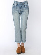 【BROWNY STANDARD】(L)Cropped flare jeans