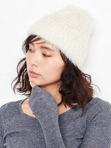 FeatherYarn Knit Cap