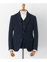 FREEMANS SPORTING CLUB JP INDIGO SASHIKO 2BSHACKET