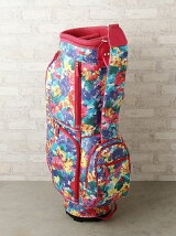 SUMMER FLOWER1 CADDIEBAG